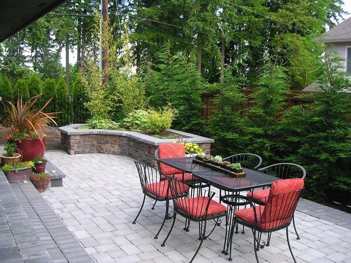 Design Process Modern Backyard Design Landscape Design In A Day