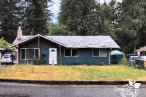 Before Portland landscaper makes front yard pollinator plant paradise.