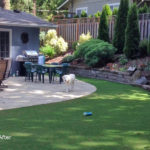 dog friendly landscape design northwest portland