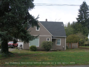 This house needs curb appeal!