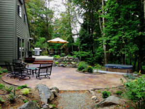 Cedar Mills Woodland Landscape Design