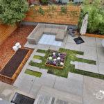 Portland Modern Landscape Design Style