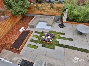 Modern affordable landscaping for Portland area.