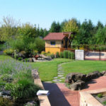 Landscape Design Northwest Portland patio