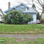 Portland Landscape Design in NE Portland before photo