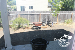 Portland Residential Landscape Design Woodstock neighborhood