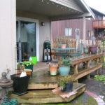 Portland area residential landscape designer.