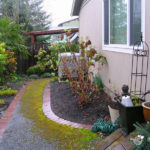Portland Landscape Design before photo SE Portland
