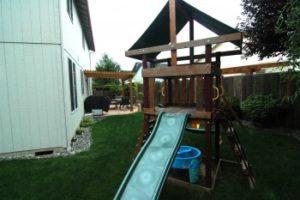 backyard garden design
