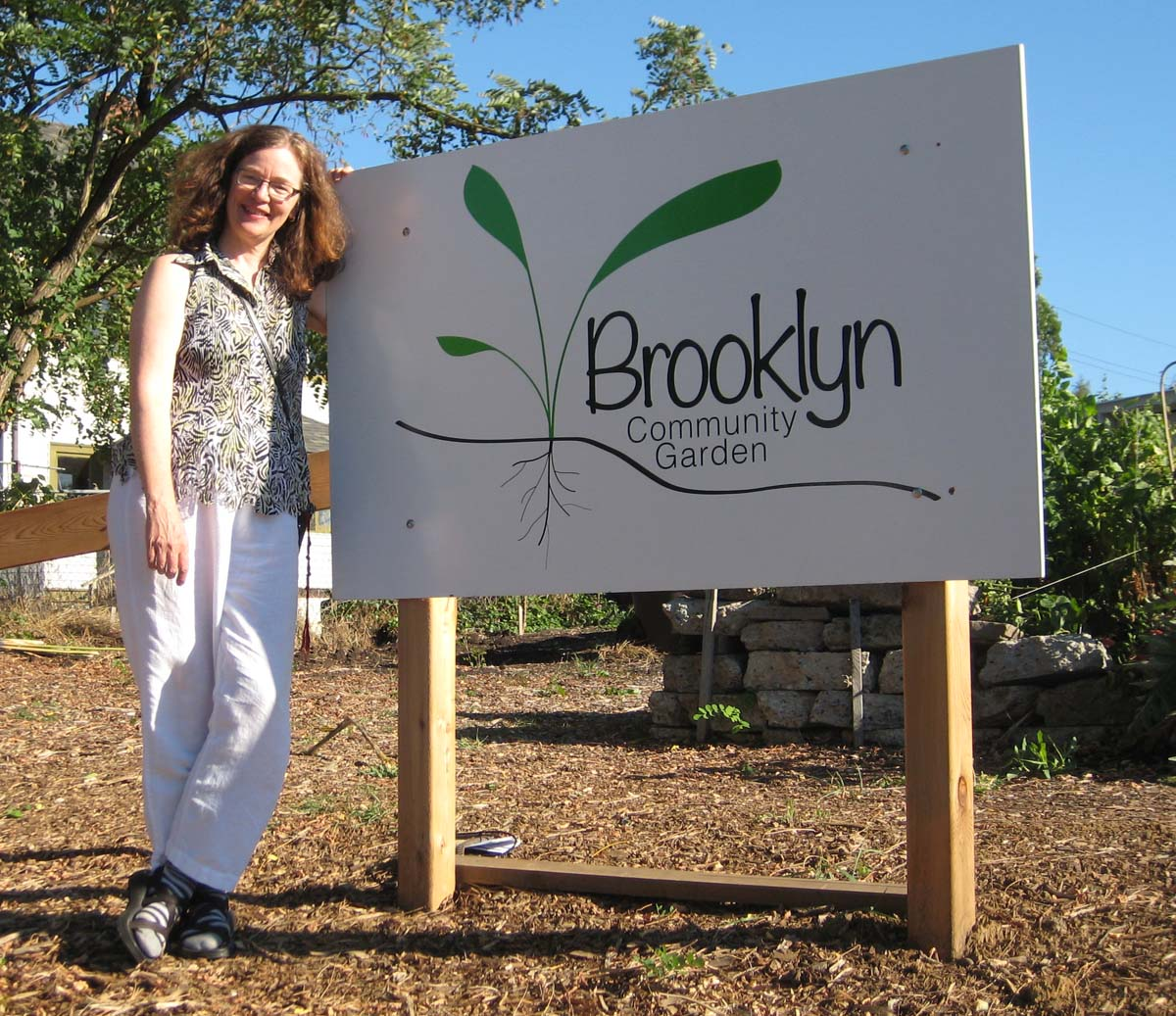Landscape Design In A Day: Carol's Easy Raised Bed Veggie Garden