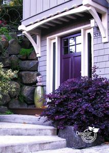 N W Portland Residential Landscape Designer curb appeal planting combination